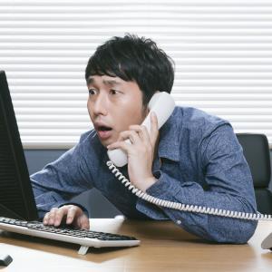 ベンチャー企業奮闘記CP2-95~渦中の未登録顧客から再電話~