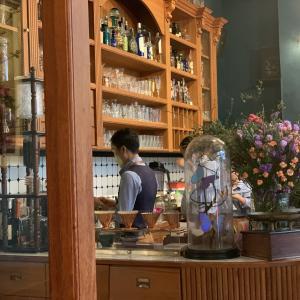 フェザーストーンカフェはバンコク1おしゃれ。