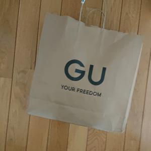 雑誌見てGUに…完売間近!!と、楽天マラソン♡