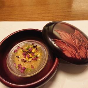 紅葉を楽しむ日光旅⑥星野リゾート 界 日光 その3お食事(夕食)