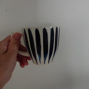 あったかいな♪波佐見焼 カフェシリーズ ハイマグカップ