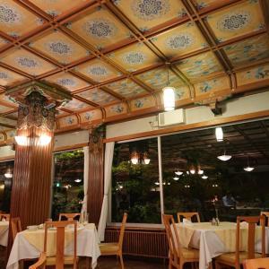 ホテルライフを楽しむ日光旅⑭ 日光金谷ホテルでの夕食