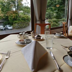 ホテルライフを楽しむ日光旅⑮ 日光金谷ホテルの朝食