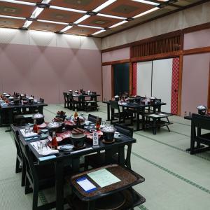 ふくしまからはじめよう⑦東山温泉 原瀧さんの食事