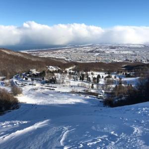 最近のランとスキー 少し遠征