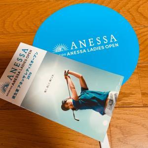 女子プロゴルフ アネッサに行ってきました。