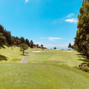 久しぶりなプライベートゴルフ