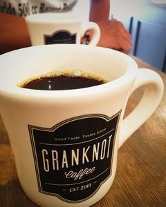 【GRANKNOT Coffee】北堀江