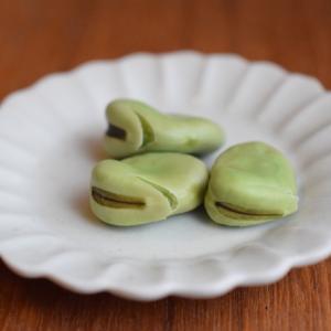 小皿つまみ*そら豆と筍と