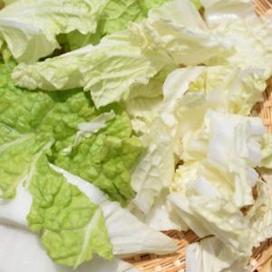 発酵食品*春白菜の漬け物
