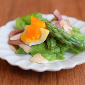 小皿つまみ*アンチョビドレッシングのサラダ