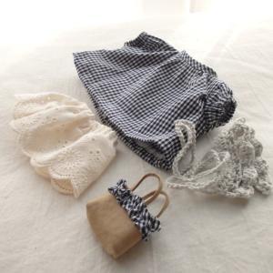 ハンドメイド*レミンちゃん 夏服のお洋服