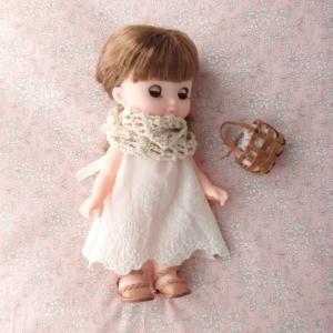 ハンドメイド*ソランちゃんのサマードレス