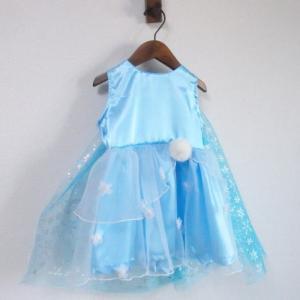 ハンドメイド*ハロウィン エルサのドレス