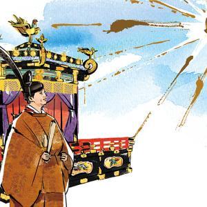 お仕事のお知らせ☆【神社本庁様の冊子「氏子のしおり」第59号挿絵】②
