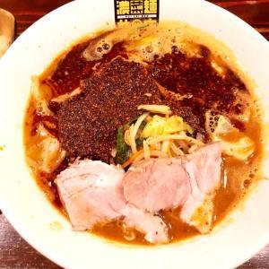 練馬井の庄辛辛濃菜麺♪