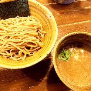 えん寺のベジポタつけ麺♪