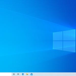 デスクトップから全アイコンが消えている!