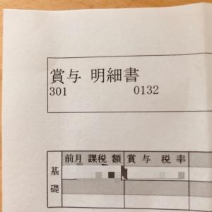 ショックなボーナス支給額!!