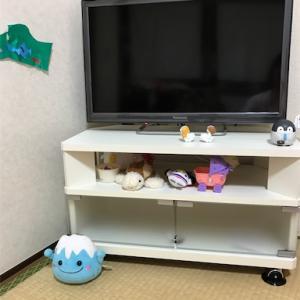 【環境調整】あいぼん用のテレビを買う