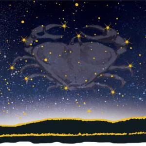 ☆①25~27[日月星蟹座期]宇宙の流れ&セルフケア