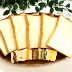 フワフワ・しっとり・もちもちの食パン焼き上がりました!新商品のご紹介☆横浜 かもめパンです(^^)/