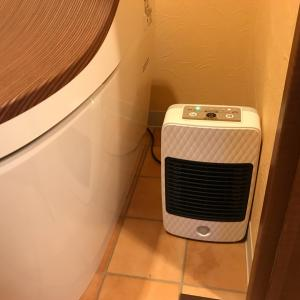 ニトリの暖炉型ファンヒーター
