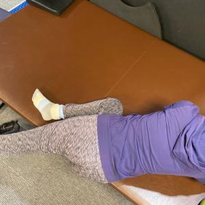 筋膜リリース  大腿筋膜張筋
