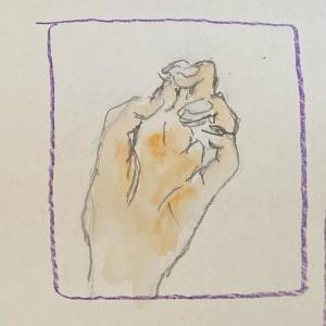 麻痺の手参加 /  「日常づかい」の勘違い