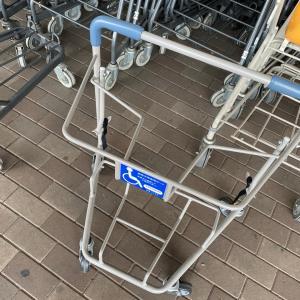 車椅子用ショッピングカート