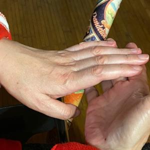 指の伸び、経過報告