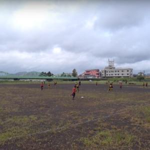 小学生サッカー ボールタッチ技術は、ゲームで使えて初めて実力となる