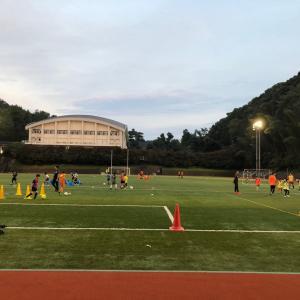 小学生サッカー 肩甲骨と股関節の柔軟性