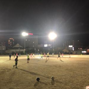 小学生サッカー ボールタッチ技術はスピードを凌駕する