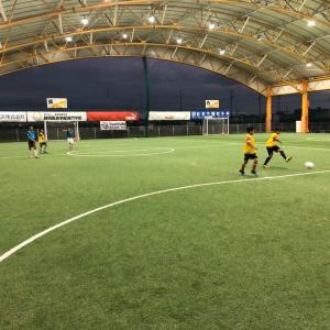 小学生サッカー 練習は嘘をつかない