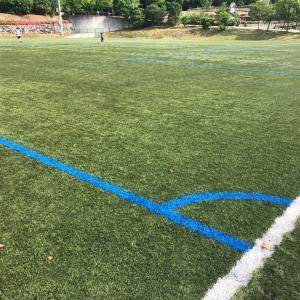 小学生サッカー インフロントキックが抜群に当たるようになった