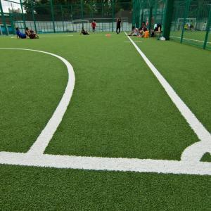小学生サッカー コーナーキックのディフェンス
