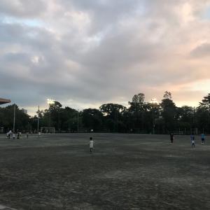 小学生サッカー 最後の公式大会まであと2週間!