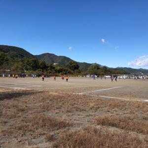 小学生サッカー 練習試合ではセンターバックを経験する