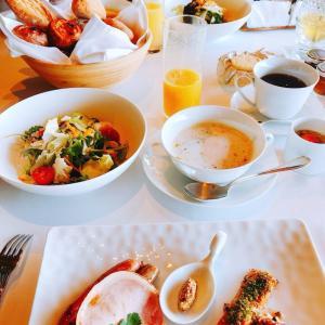 熱海ひらまつ♡朝食編