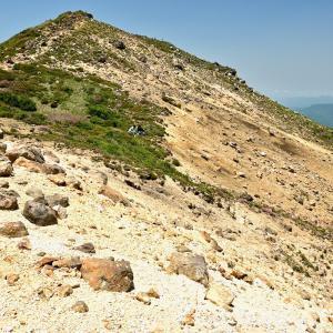 くじゅう、星生山から星生崎の稜線歩き