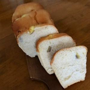 さつま芋のミニ食パン