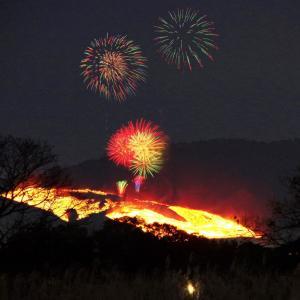若草山の山焼き