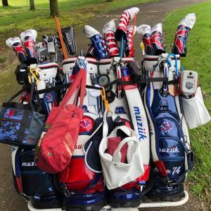 木曜日のムジークゴルフ部で新パターシャフトをテスト