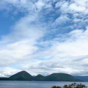 洞爺湖温泉~札幌/2泊3日の旅♪①
