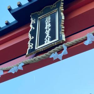 和歌山県の旅 ⑯/熊野三山【熊野那智大社(1)】