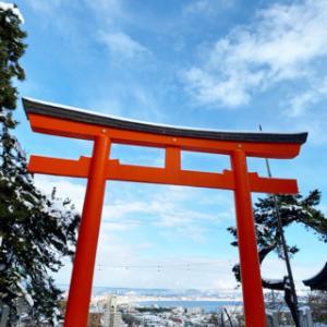 ② 函館1泊2日/お買い物/神社