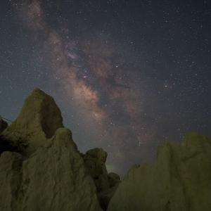 The path leads you to the Milkyway