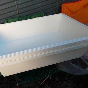 白いトロ舟