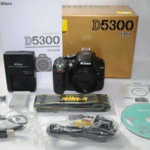 新しいカメラが欲しい…